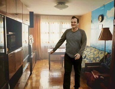 Quentin Tarantino w mieszkaniu w Czelabińsku? Zdjęcia są hitem sieci