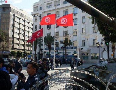 Dymisja dwóch ministrów w Tunezji