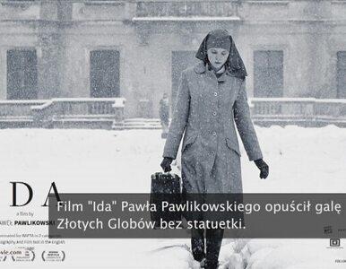"""""""Ida"""" bez Złotego Globu. Przegrała z """"Lewiatanem"""""""