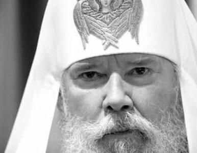 Patriarcha Moskwy i Wszechrusi Aleksy II nie żyje