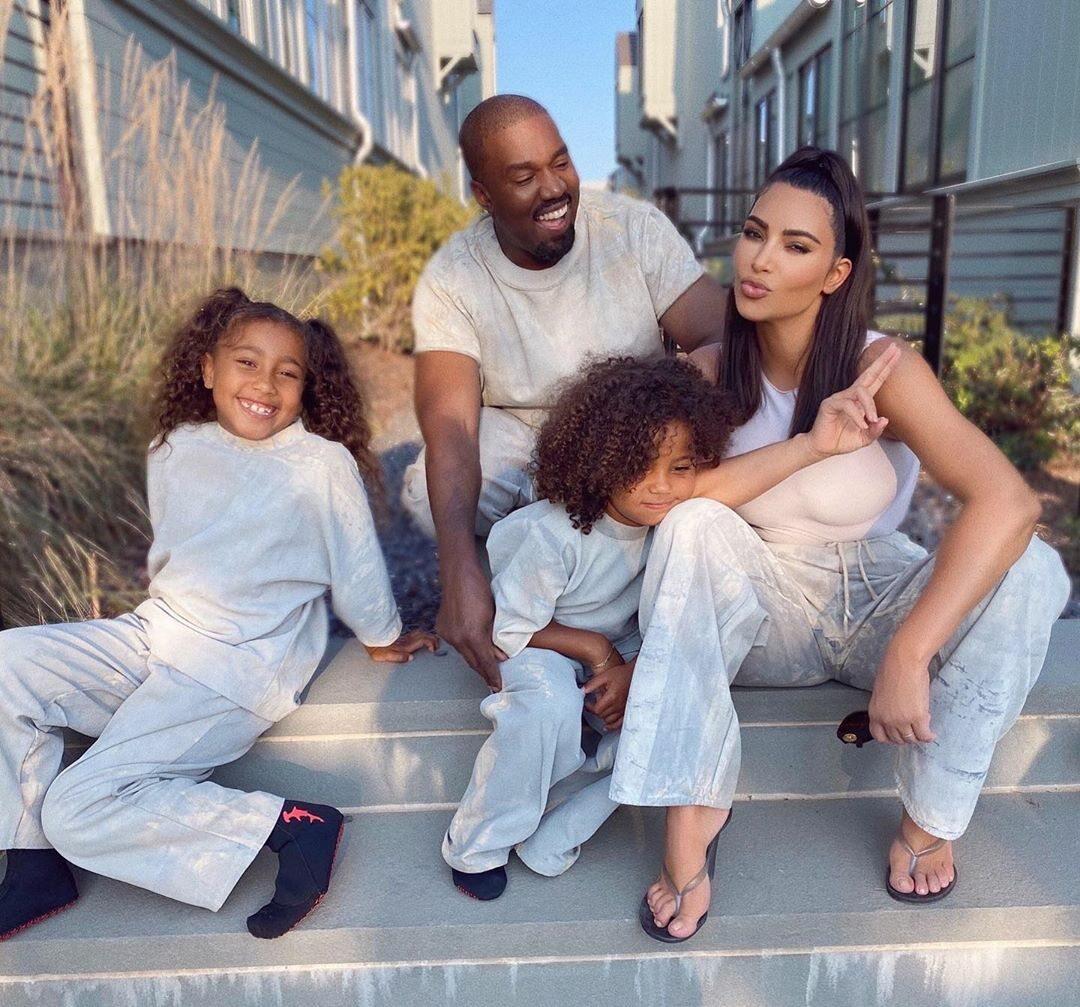 Dzieci Kim Kardashian i Kanye'ego Westa
