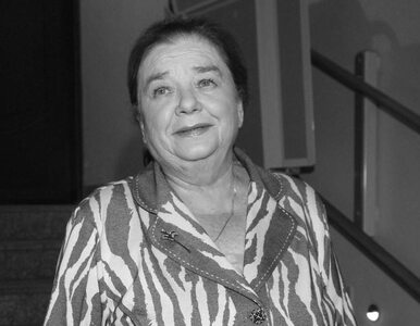 Rzeczniczka PiS: Nie żyje Katarzyna Łaniewska. Aktorka miała 87 lat