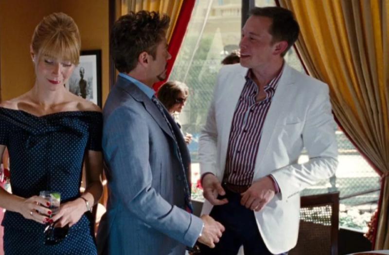Musk kupi broń od Tony'ego Starka?