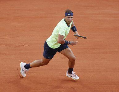 """Wimbledon i igrzyska bez Rafaela Nadala. """"Taka decyzja nigdy nie jest..."""