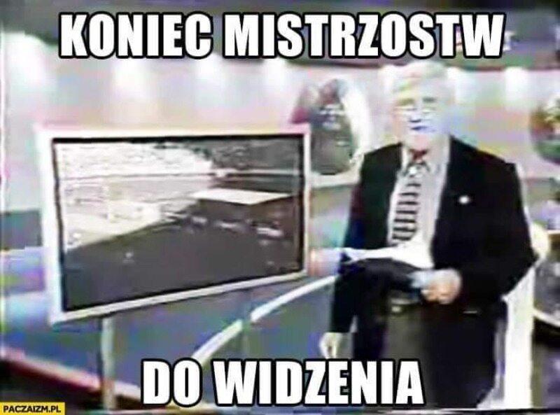 Mem po meczu Polski ze Szwecją