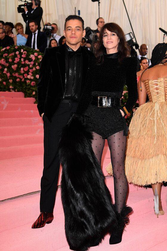 Charlotte Gainsbourg i Rami Malek