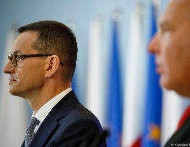 Morawiecki: Nie bierzemy pod uwagę przywrócenia handlu w niedziele