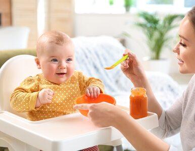 Zasady rozszerzania diety niemowlaka