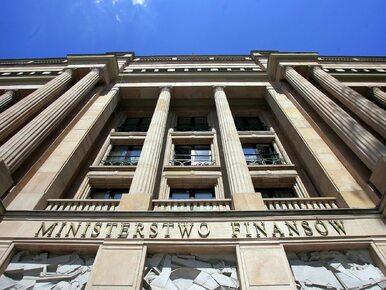 Dochody państwa rosną, deficyt niższy niż miliard. Ministerstwo chwali...