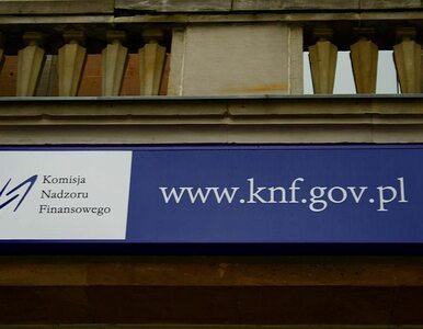 KNF wpisała ZZP ZUS na listę ostrzeżeń publicznych