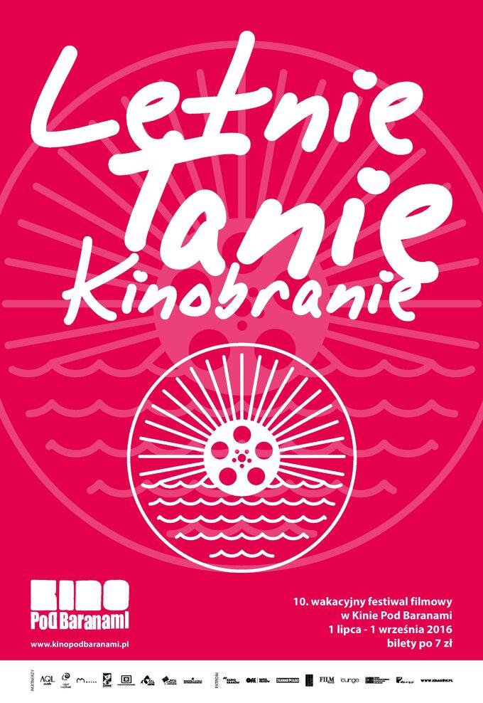 Letnie Tanie Kinobranie -plakat