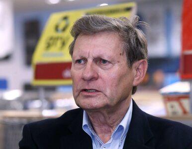 Balcerowicz: Słuchając PiS myślę, że nie ma granicy ośmieszenia siebie i...