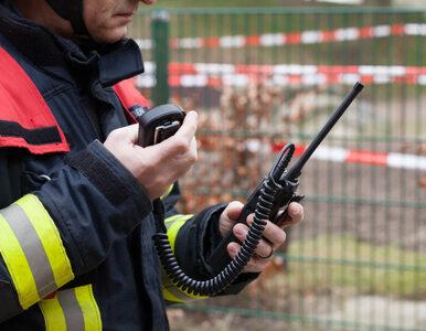 Eksplozja w zakładzie na Śląsku. Nie żyje jedna osoba