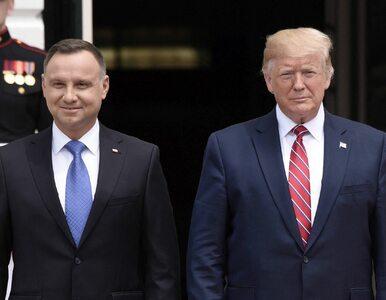 Amerykański analityk o Polakach liczących na Trumpa: Są naprawdę zabawni