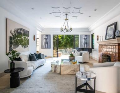 Rihanna sprzedaje swój dom na wzgórzach Hollywood. Zobaczcie, jak mieszkała