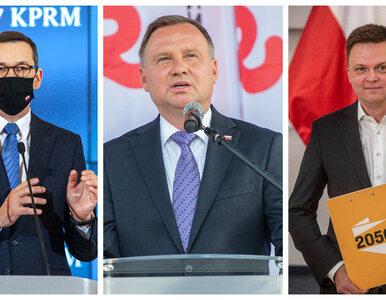Sondaż. Który polityk cieszy się największym zaufaniem Polaków?
