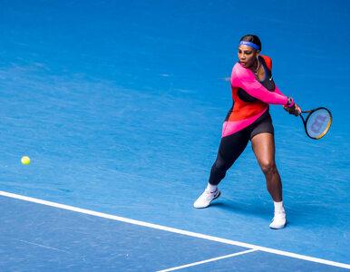 Asymetryczny kombinezon i sportowa inspiracja. Serena Williams...