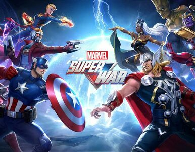 League of Legends, tylko z Avengersami? Zobaczcie Marvel Super War
