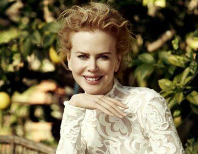 Nicole Kidman: złapałam szczęście za nogi