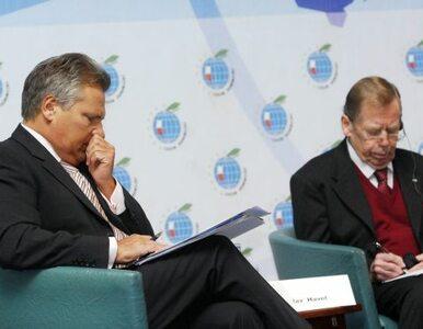 """""""Polityk wielu sukcesów i dramatów"""". Kwaśniewski o Havlu"""