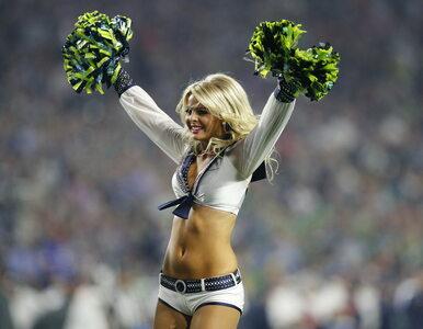 Finał Super Bowl. Zobacz najlepsze amerykańskie cheerleaderki