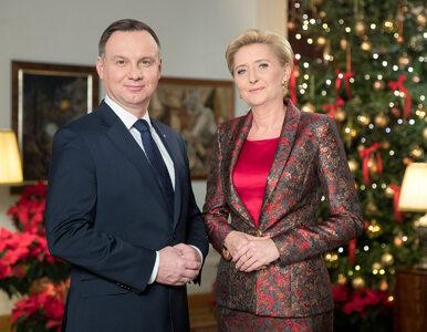 Już są. Oto życzenia świąteczne od pary prezydenckiej