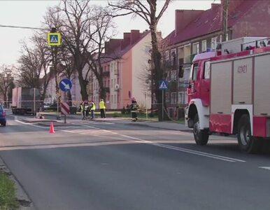 Tragiczny wypadek we Wschowie. 10-latek zginął pod kołami ciężarówki