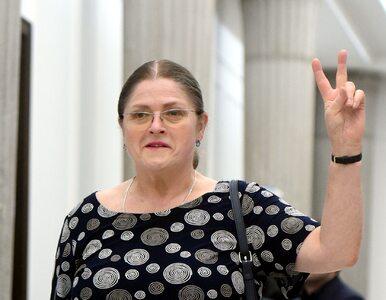 Krystyna Pawłowicz popiera kandydata na prezydenta... Nigerii. Wspomina...