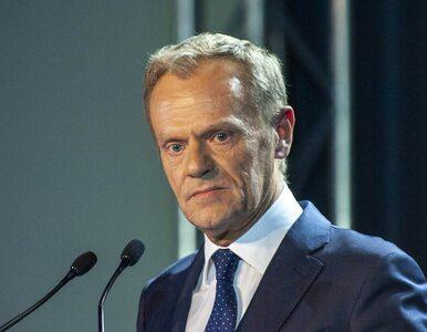 """Kontrowersyjne wydanie """"Wiadomości"""". Materiał o Tusku, a w przebitkach..."""