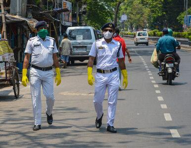 Koronawirus w Indiach. Liczba zakażeń przekroczyła trzy miliony