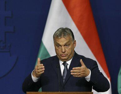 Problemy Węgier z Funduszem Odbudowy. Orban: To przykrywka, pretekst
