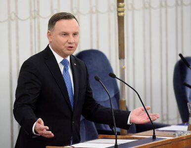 Prezydent Andrzej Duda przyjął dymisję Rady Ministrów