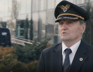 Najsłynniejszy polski pilot skomentował akcję Lot do domu