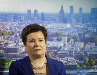 Zapowiedź powrotu Tuska dzieli PO. Gronkiewicz-Waltz skrytykowała Rafała...