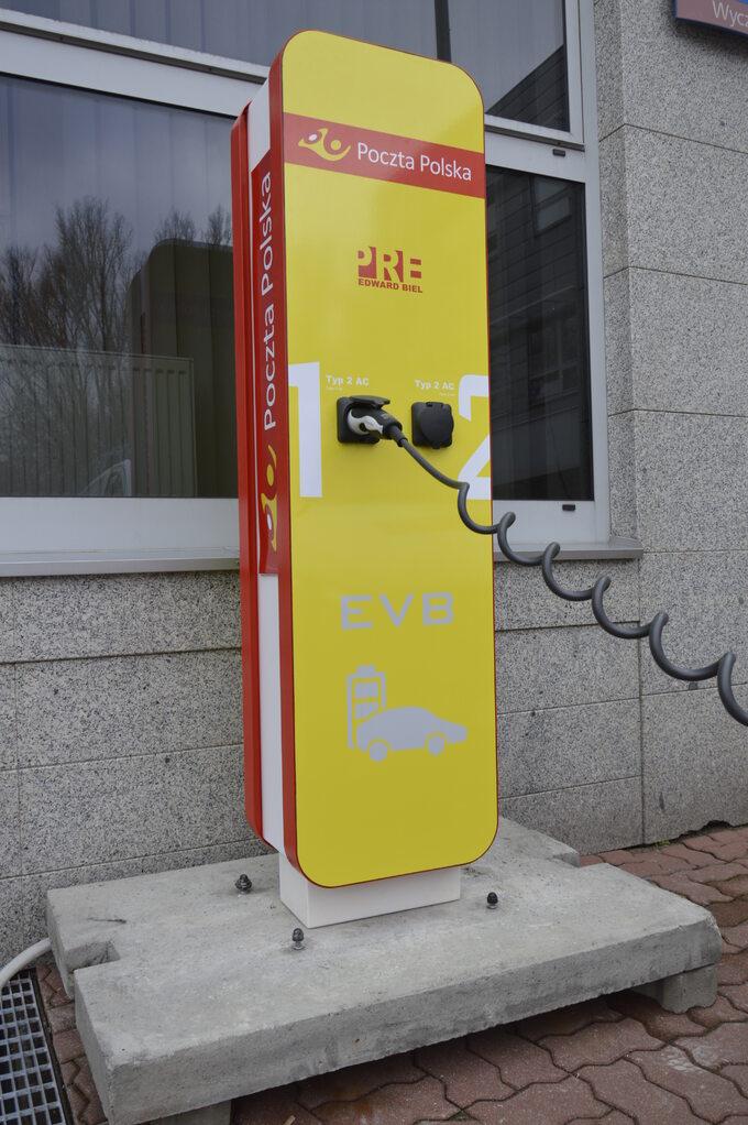 Poczta Polska _ testy aut elektrycznych o ładowności do 800 kg (6)