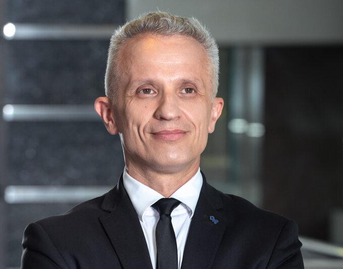 Krzysztof Figat, prezes zarządu Polimex Mostostal S.A.