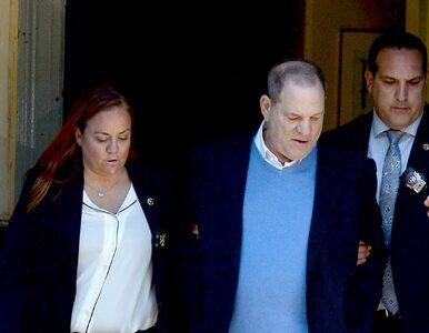 Weinstein odpowie za gwałty i napaści seksualne. Pięć zarzutów dla...