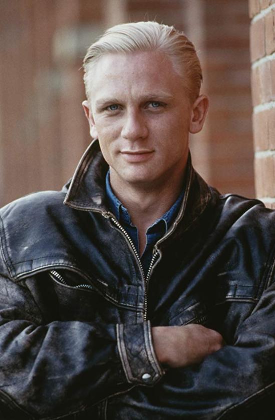 """Daniel Craig w """"Zew wolności"""" (1992)"""