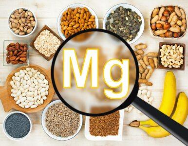 Top 10 produktów z najwyższą zawartością magnezu