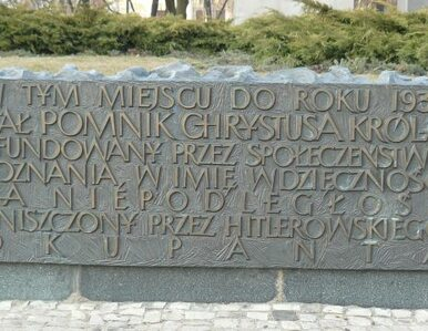 Polska podziękuje za niepodległość pomnikiem Chrystusa Króla?