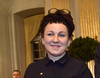 Olga Tokarczuk z nagrodą Nobla. Kim jest pisarka?