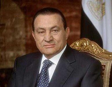 Wiceprezydent Egiptu nie zamierza zastąpić Mubaraka