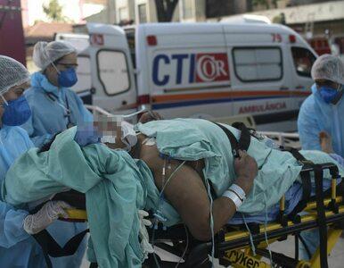 Badania: Wariant brazylijski koronawirusa może ponownie zakażać...