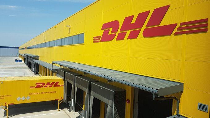 Sortownia DHL Parcel wMosznej