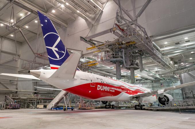 Boeing 787-9 -Dreamliner