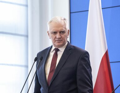 Jarosław Gowin: Skuteczność walki z epidemią będzie miała wpływ na wynik...