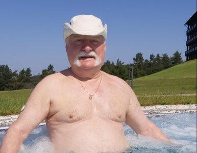 Tak wypoczywa były prezydent. Lech Wałęsa pokazał zdjęcia z wakacji