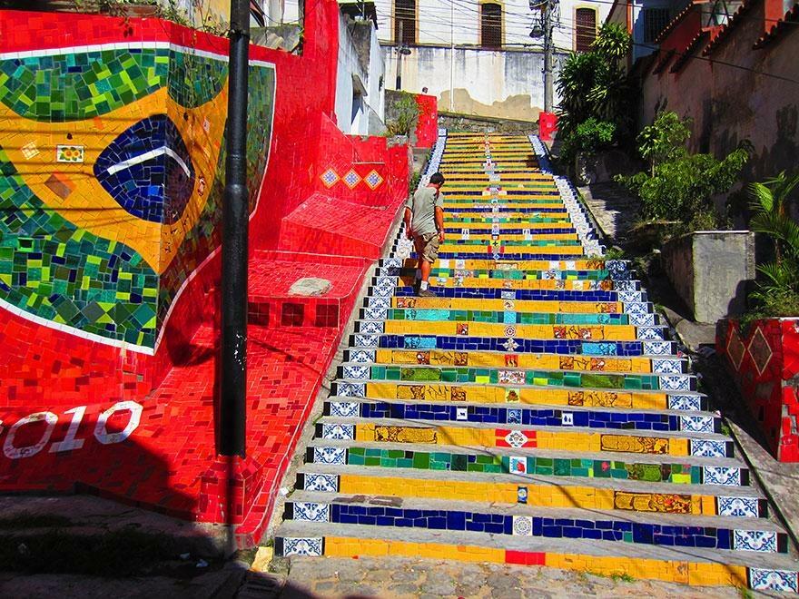 Rio de Janeiro, Brazylia (fot.  justin-travels.com)