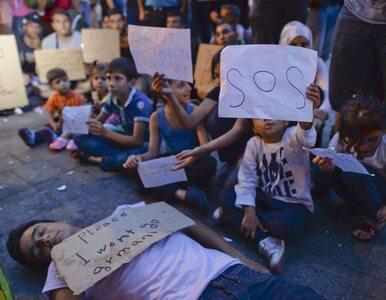 UNICEF: Co drugi uchodźca ma poniżej 18 lat