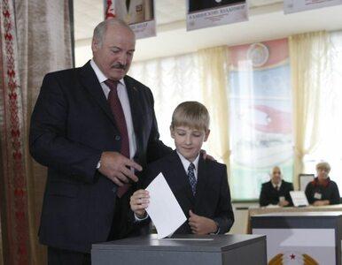 Wybory na Białorusi: Łukaszenka już zagłosował